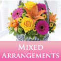 Mixed Bouquets And Arrangements